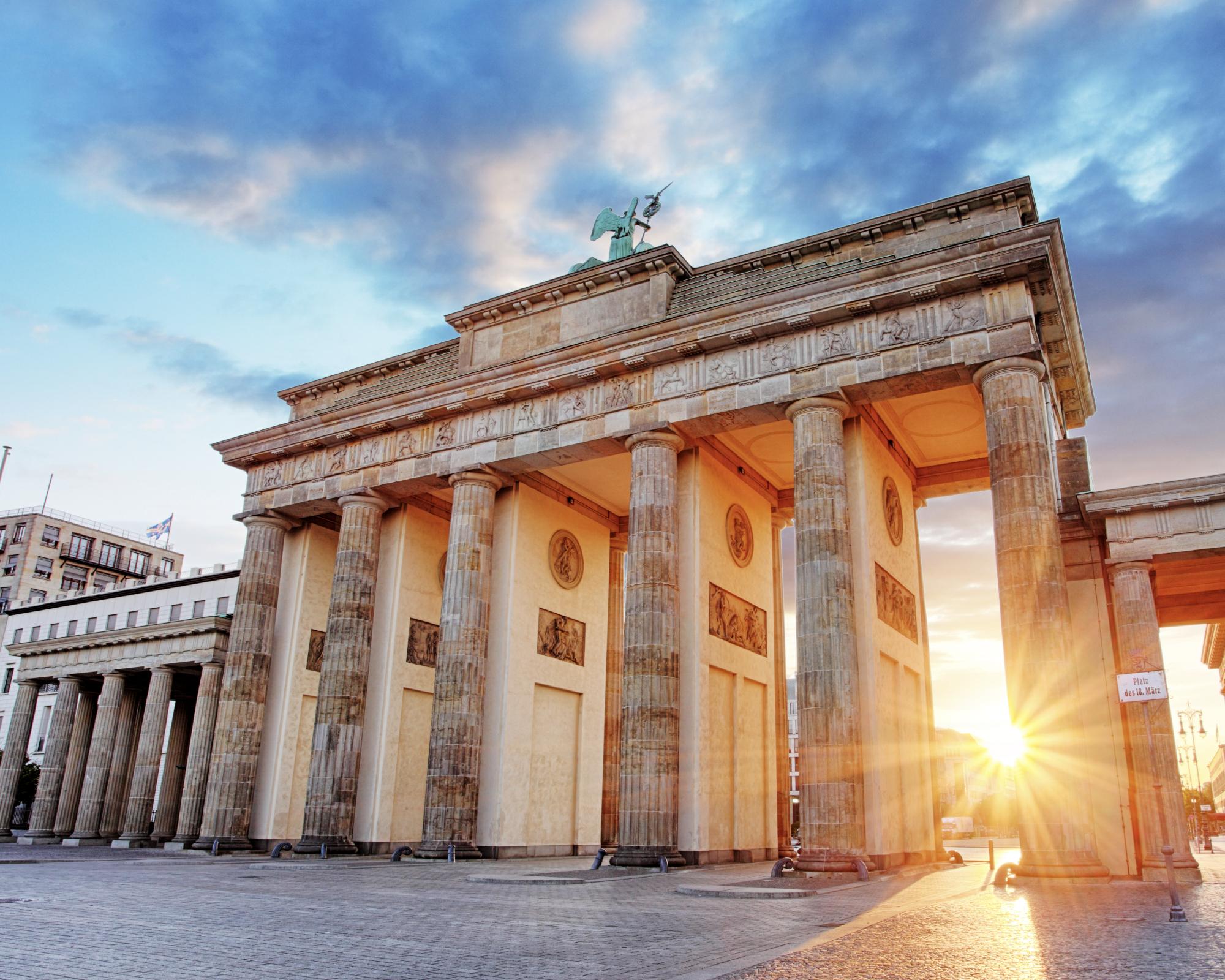 Pariser Platz in Berlin